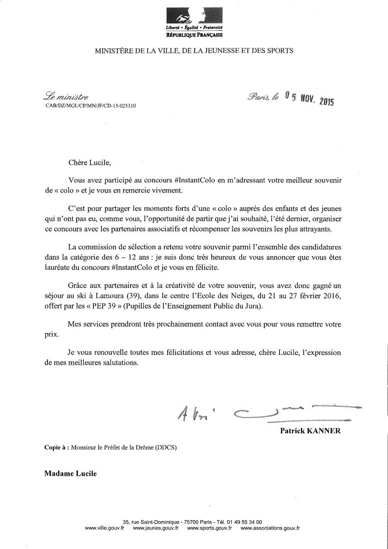 courrier_ministeriel